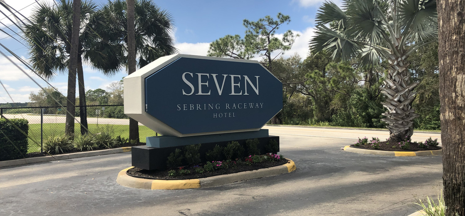 Welcome to Seven Sebring Raceway Hotel