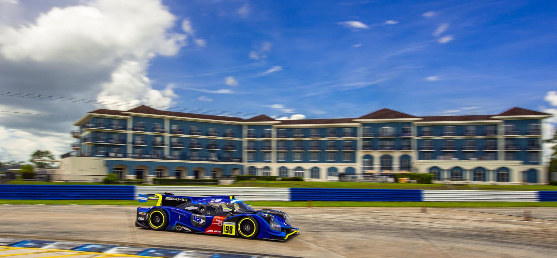 Seven Sebring Raceway Hotel Exterior